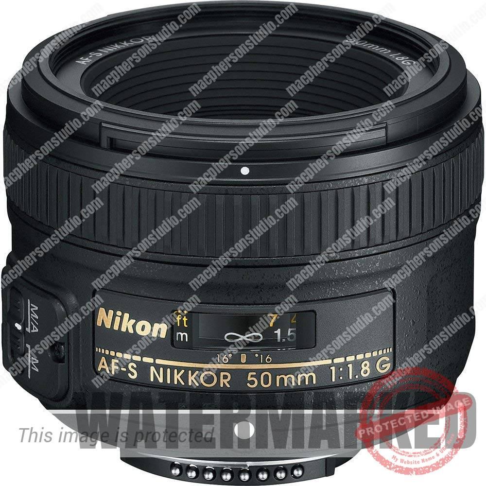 AF Nikkor 50mm f/1.8D FX Mount