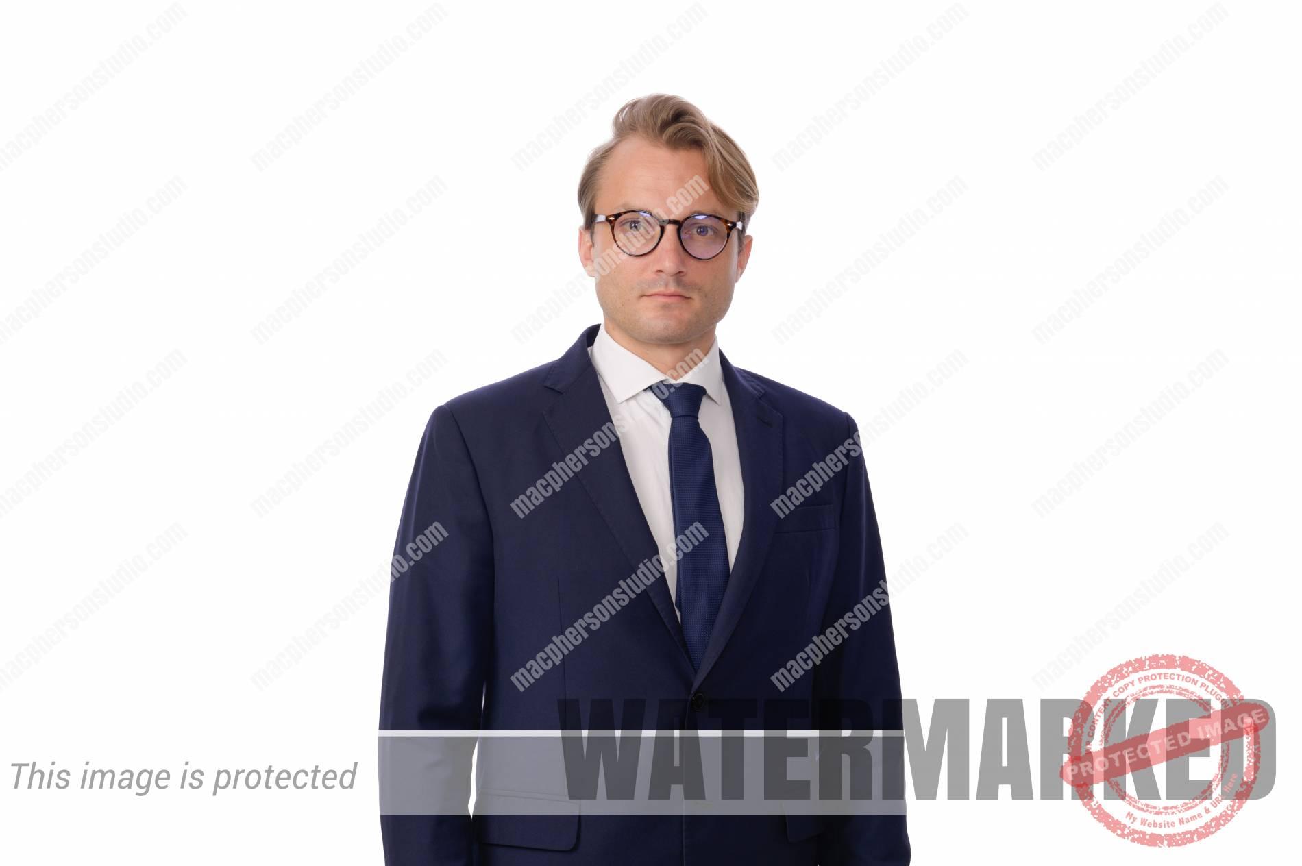 Executive Business Portrait Photography