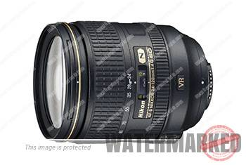 Nikon 24-120mm f/4 VR G