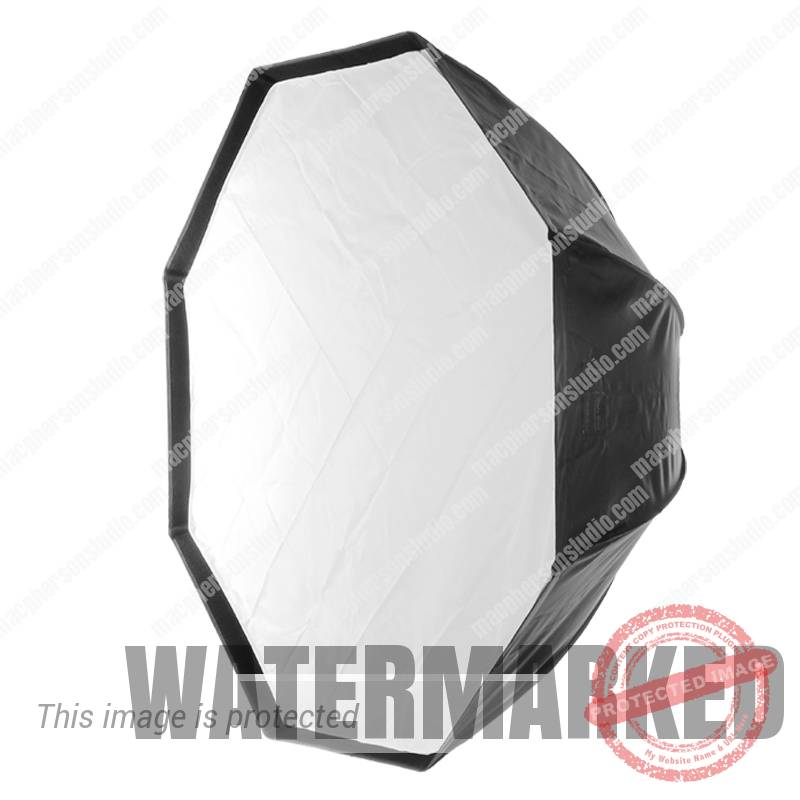 Octagon Umbrella Softbox