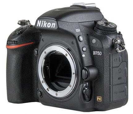 Nikon D750 - Body only