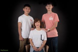 Family Photo Studio Portraits Graduation photo portraits Singapore