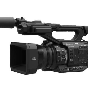 AG-UX90 4K/HD Handheld Camcorder