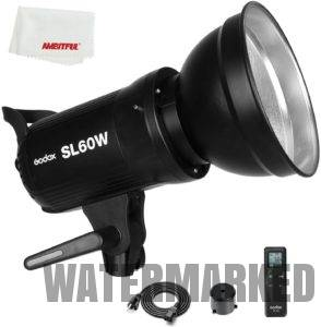 Godox SL-60W LED Video Light SL60W White